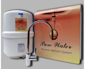 Filtr do wody System Pure Water Ros