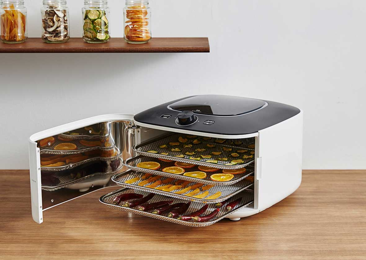 Dehydrator Counter Intelligence Infra Red D5 2G