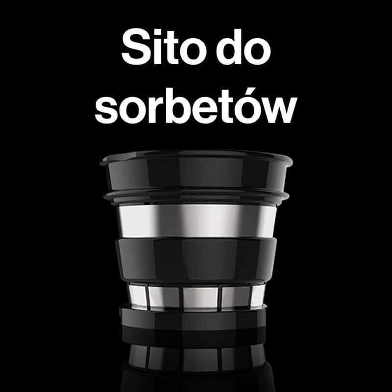 Mincer do Sorbetów Muke 2G