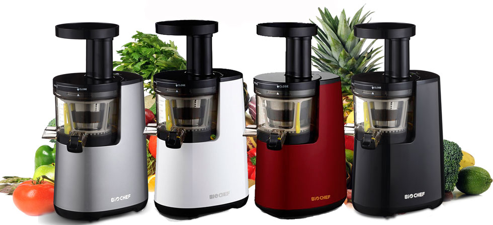Biochef Slow Juicer Big W : Wyciskarka do sokow Bio Chef Atlas Slow Juicer Terapia Sokami.pl