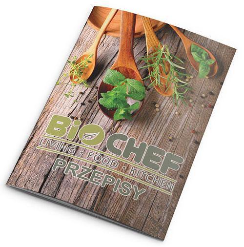 Książka z Przepisami BioChef