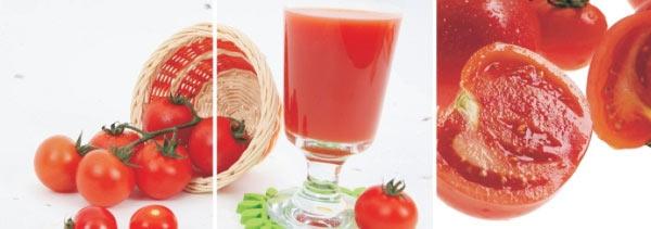 Sok Pomidorowy z Wyciskarki Cooksense